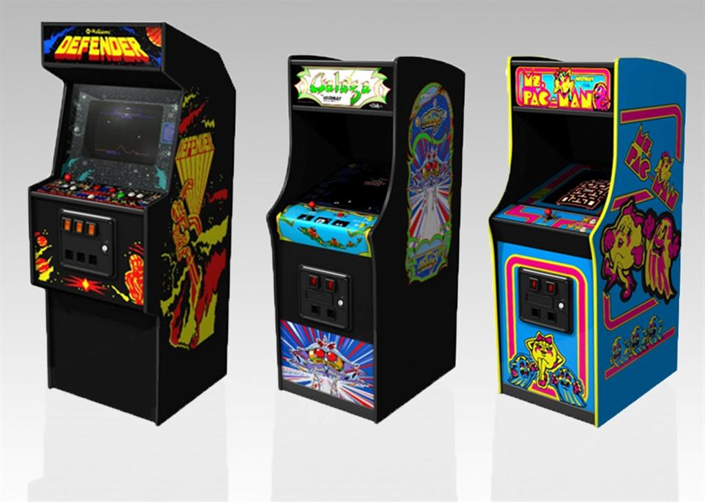 Arcade Games for Rent / Video Games For Rent