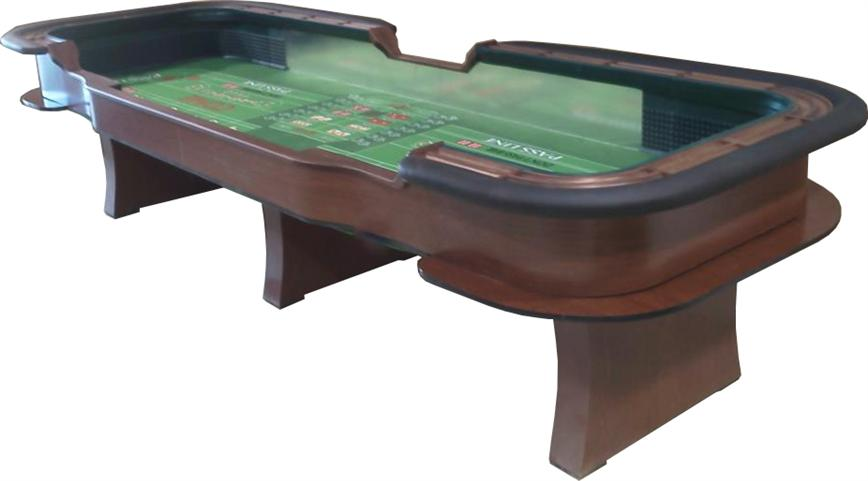 Craps Table for Rent