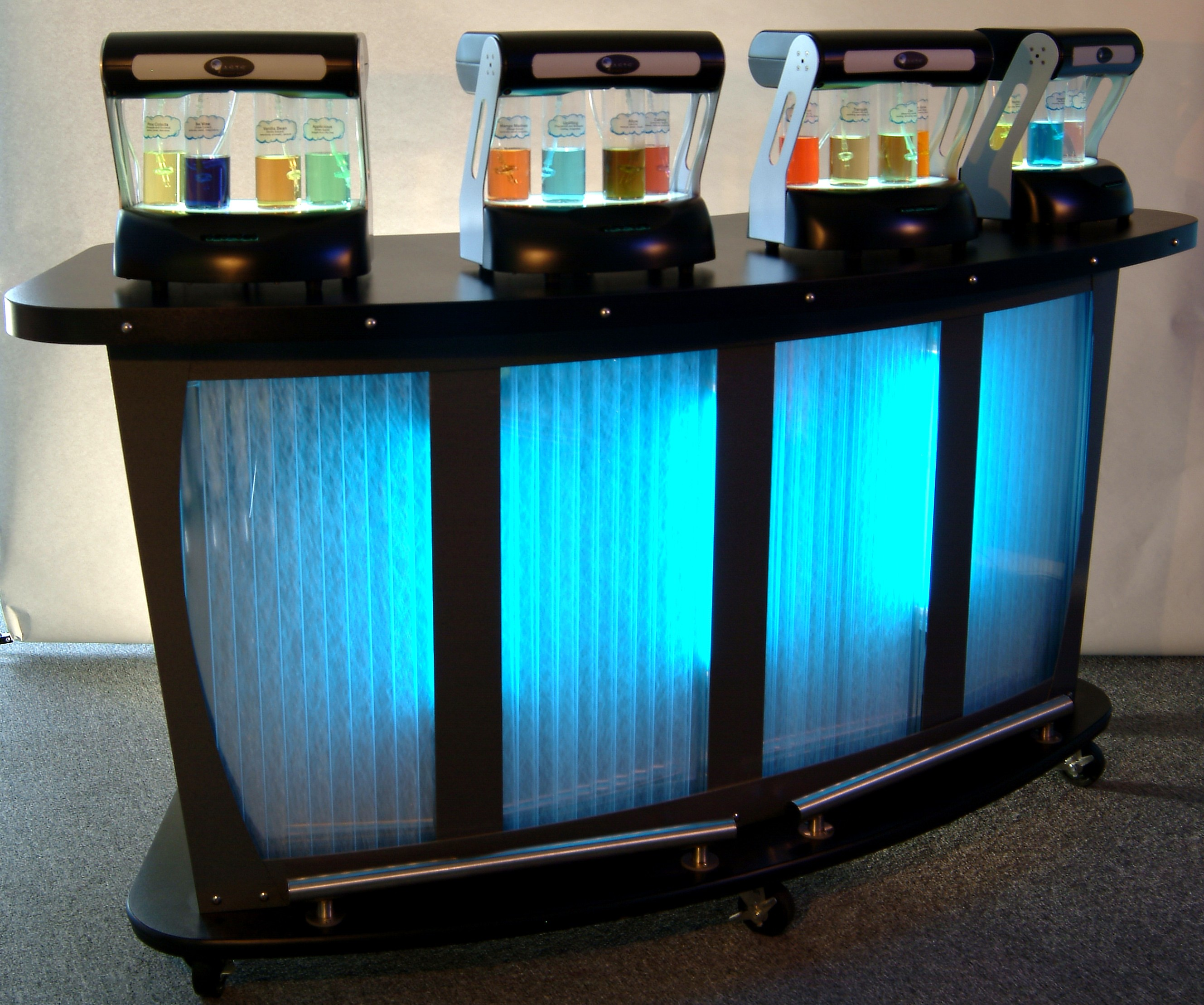 Oxygen Bar For Rent