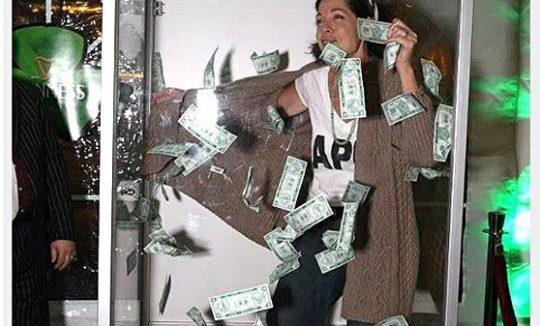 Money Machine For Rent
